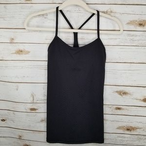 Lululemon Power Y tank / Shine dot